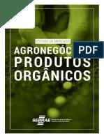 Produtos orgânicos na Bahia