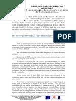 Documentação Comercial e Circuitos da Correspondência