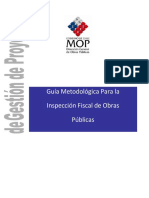 GUIA METODOLOGICA PARA LA INSPECCION FISCAL DE OBRAS PUBLICAS