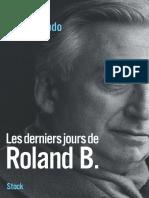 Les derniers jours de Roland