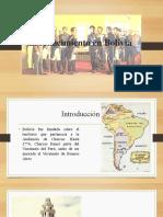 El renacimiento en Bolivia