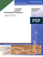 Solar PV Inverter_National Renewable Energy