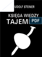 Księga Wiedzy Tajemnej - Rudolf Steiner