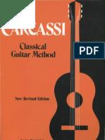 Carcassi - Classical Guitar Method