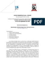 ALAS2011-GT16-presentacionGT16-1