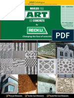 Reckli formwork liner catalogue%202009_new