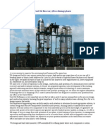 Used Oil Recovery Refining) Plants-print