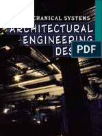 Architectural Engineering Design - Mechanical Systems