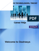 Dextrasys Technologies - Career FAQs