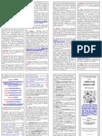 TRACTS A016 'n TWEEGESPREK Oor SPONTANE GENERASIE (Evolusie)