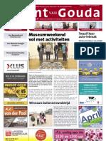 De Krant van Gouda, 31 maart 2011