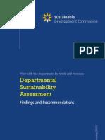 20110119_Departmental Strategic Assessment_DWP