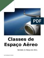 Classes de Espaço Aéreo