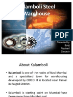 Kalamboli Steel Market- New
