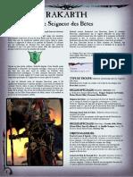 WFB8 - Rakarth Le Seigneur Des Bêtes [FanMade Par Vlast de Naggarond]