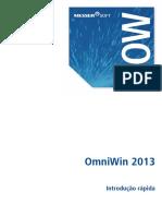 OW13.1 Quickstart