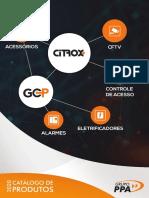 Catálogo Citrox Controle de Acesso