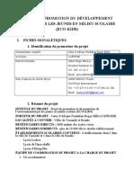 Projet de Promotion Et de Protection de l (Enregistré Automatiquement)