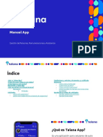 Manual App Talana 2020 - GP Remu Asistencia