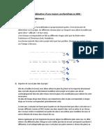 Rapport Partie Modélisation