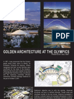 Golden Architecture at the Olympics