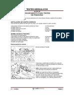 CR 9060 - 08-Testes Hidráulicos