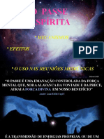 Marta - O Passe Espirita - Curso Básico