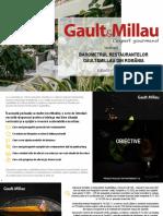Gault&Millau - Barometrul Restaurantelor