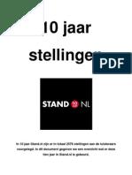 Standnlrapport