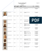 Booking Report 8-12-2021