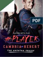 #Player - Cambria Hebert
