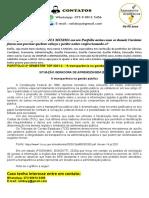 """PORTFÓLIO 2º SEMESTRE TGP 2021.2 - """"a Transparência Na Gestão Pública"""""""