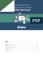 4passos para gerenciar indicadores obter sucesso gestão hospitalar