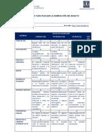Rúbrica Para Evaluar La Disertación Del Discurso-dome-2021