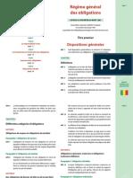 Mali Code 1987 Des Obligations
