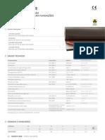 RADON FLOOR Pt Technical Data Sheet