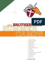 Summer Camp Brochure 2011