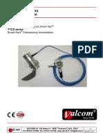 manual operativo de sensor de cosistencia