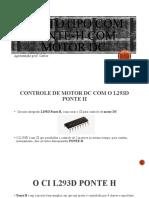 Ponte-_Motor DC