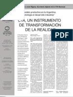 CTA PARA LA TRANSFORMACIÓN. José Rigane