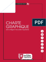 Charte graphique Nouvelle-Aquitaine