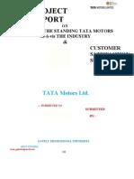 1-Project-on-TATA-Motors