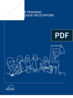 A Guide for Training Public Dialogue Facilitators