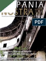 Reportaje sobre el Beti-Jai en el número 2 de la revista Hispania Nostra.