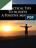 7 Dicas Práticas Para Alcançar Uma Mentalidade Positiva.en.Pt