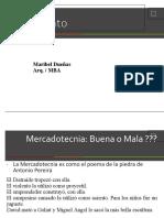 MErcadotecnia Clase 2