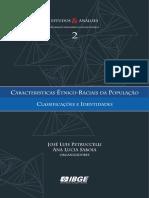 Ibge 2013- Questões Etnicas Raciais Da População Brasileiro