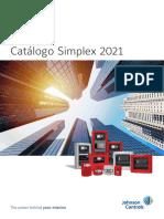 GENERAL Simplex Product Catalogue LS