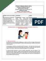 Guía #5 Comunicacion, La Entrevista, La Radio y La Televisión.