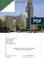 08-10-2021-Waszczuk v . University of California -Opposition to Motion for Summary Judgment